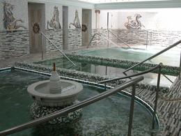 Le Spa Hispalis de l'hôtel 4 étoiles Las Casas de la Juderia en Espagne