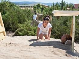 Profitez des somptueux soins sur la plage de l'hôtel Le Dune