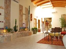 Le spa de l'hôtel 4 étoiles Le Dune en Sardaigne