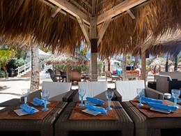 Restaurant Indigo de l'hôtel Guanahani à St Barth