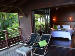 Chambre Cottage du Jardin de Malanga en Guadeloupe