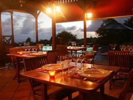 Restaurant La Panga du Jardin de Malanga en Guadeloupe