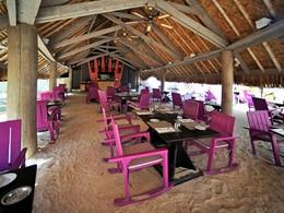 Le restaurant Te Ava