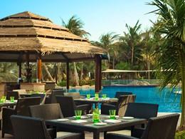 Autre vue du Horizon Restaurant du Méridien Mina Seyahi