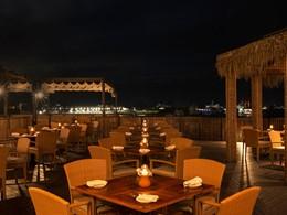 Barasti Restaurant du Méridien Mina Seyahi à Dubaï
