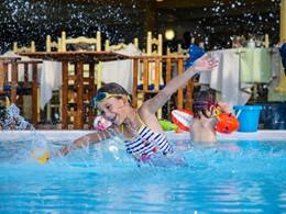 Les petits se réjouiront à l'hôtel Le Nautile à La Réunion