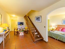 Suite Junior de l'hôtel Le Nautile à La Réunion