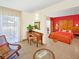 Suite Junior de l'hôtel Le Récif à la Réunion