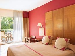 Chambre Supérieure de l'hôtel Le Récif à la Réunion