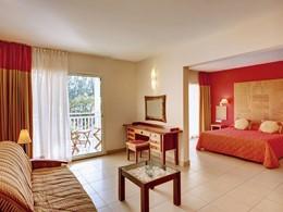 Chambre Famille de l'hôtel Le Récif à la Réunion