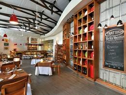 Le restaurant Ponte Vecchio