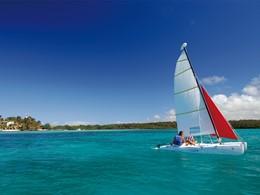 Naviguez sur les eaux cristallines de l'Océan Indien