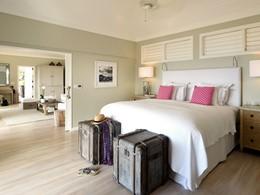 Villa Suite de l'hôtel Le Toiny à Saint Barth
