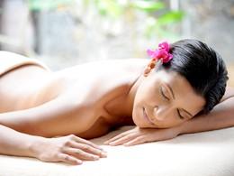 Instant de bien-être au spa