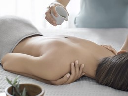 Soins relaxants au spa