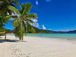La superbe plage de Côte d'Or