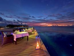 Le restaurant Les Turquoise d'Aqua