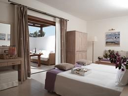 River Passage Junior Suite du Lindian Village en Grèce