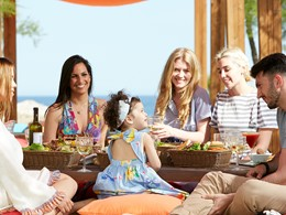 Somptueux repas en famille