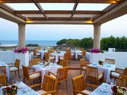 Le restaurant Astroscopus