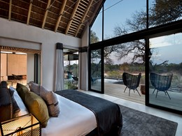 Jacana Suite de l'Ivory Lodge du Lion Sands Game Reserve