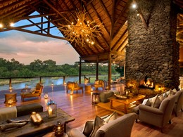 Narina Lodge du Lion Sands en Afrique du Sud