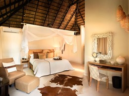 Luxury Room du River Lodge du Lion Sands Game Reserve