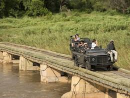 Laissez-vous tenter par un safari au petit matin au Lion Sands