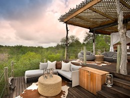Kingston Tree House du Lion Sands en Afrique du Sud