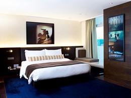 G600 LKF Deluxe Room de l'hôtel LKF by Rhombus à Hong Kong