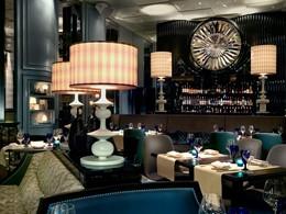 Azure Restaurant Slash Bar de l'hôtel 5 étoiles LKF by Rhombus en Chine
