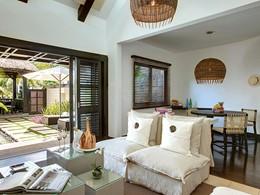 Living room - villa ocean