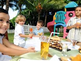 Les enfants auront droit à de nombreuses activités