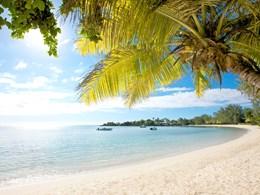 La plage ravira petits et grands, avec son atmosphère paisible