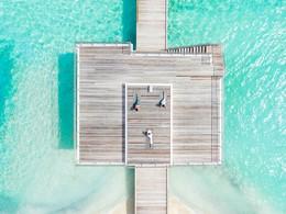 Remise en forme dans un cadre idyllique au LUX* North Malé