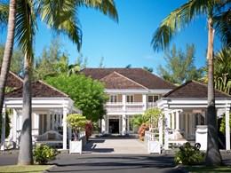 Un hôtel au style colonial chic