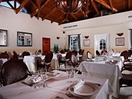 Specialités italiennes au restaurant Portofino du Luxury Bahia Principe