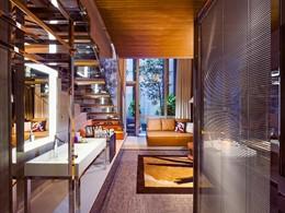 Loft Terrace Room de l'hôtel M Social Singapore