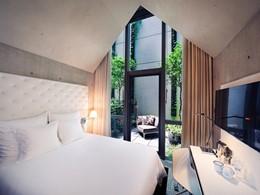 Alcove Terrace Room de l'hôtel M Social Singapore