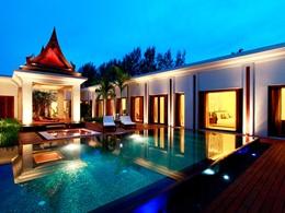 Vue de la 2 Bedrooms Pool Villa