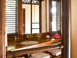 Chambre Jardin de l'hôtel Maitai Rangiroa