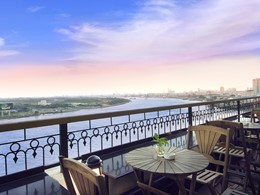 Le M Bar du Majestic Saigon, une adresse chargée d'histoire