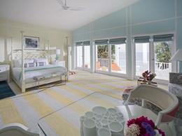 Ocean Front Junior Suite de l'hôtel Malliouhana