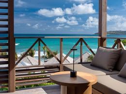 Magnifique panorama depuis le balcon de l'Ocean Prestig