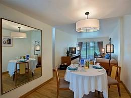 Deluxe Suite de l'hôtel Manathai à Khao Lak