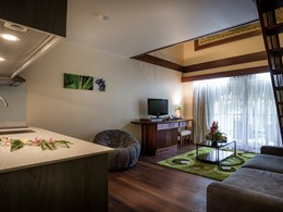 Garden Duplex w/ Kitchenette du Manava Beach Resort