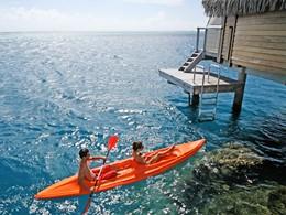 Profitez des nombreuses activités nautiques du Manava