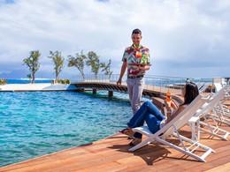 Rafraîchissez vous dans un cadre idyllique au Manava Suite Resort