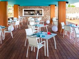 Le restaurant Taapuna Tahiti du Manava Suite Resort