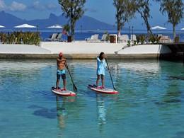 De nombreuses activités nautiques vous attendent au Manava Suite Resort